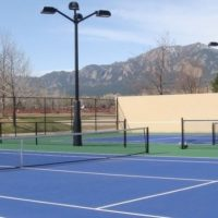 Photo of East Boulder Community Center tennis courts