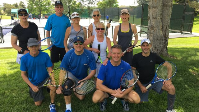 BTA team at league districts